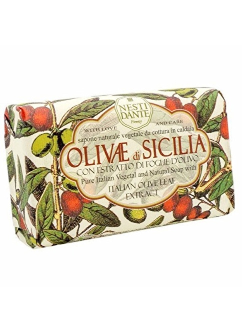 Nestidante Olıvae Di Sıcılıa Sabun 150 Gr Renksiz